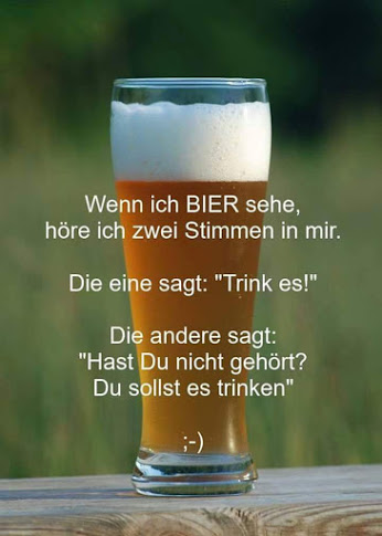 bier-trinken